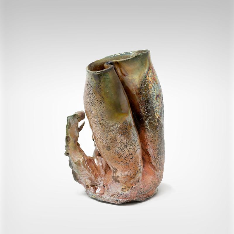 scultura raku