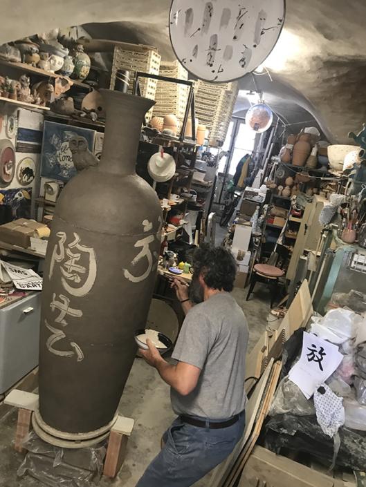 laboratorio ceramica varese